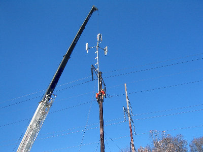 Towers and Antennas - Millennia Contracting